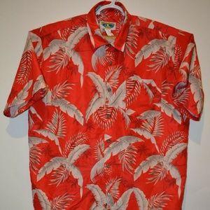 Bermuda Classics Hawaiian Shirt size XL